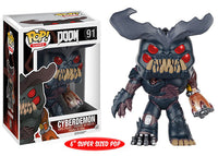 Cyberdemon (6-inch, Doom) 91 Pop Head