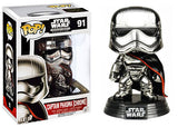 Captain Phasma (Chrome) 91 - Smuggler's Bounty Exclusive  [Damaged: 7/10]
