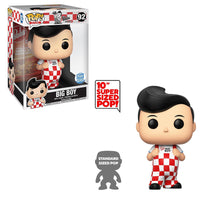 Big Boy (10-Inch, Ad Icons) 92 - Funko Shop Exclusive  [Damaged: 7.5/10]