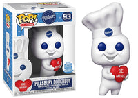 > Pillsbury Doughboy (Valentine, Ad Icons) 93 - Funko Shop Exclusive