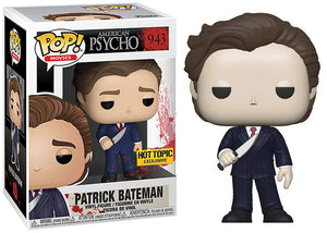 Patrick Bateman (Suit, American Psycho) 943 - Hot Topic Excusive  [Damaged: 7/10]