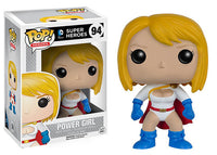 Power Girl 94  [Damaged: 7/10] Pop Head