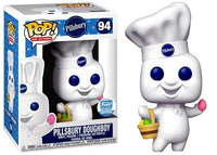 > Pillsbury Doughboy (Easter, Ad Icons) 94 - Funko Shop Exclusive