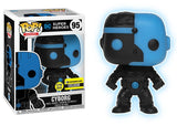 Cyborg (Glow in the Dark, Silhouette) 95 - Entertainment Earth Exclusive