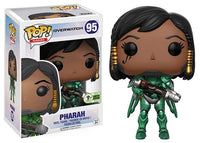 Pharah (Emerald, Overwatch) 95 - 2017 ECCC Exclusive  [Damaged: 7.5/10]