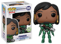 Pharah (Emerald, Overwatch) 95 - 2017 Spring Convention Exclusive  [Damaged: 7/10]