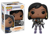 Pharah (Titanium, Overwatch) 95 - Blizzard Exclusive  [Damaged: 7.5/10]