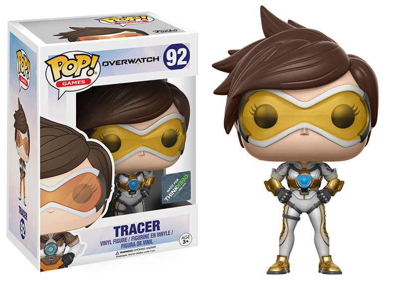 Tracer (Posh, Overwatch) 92 - ThinkGeek Exclusive