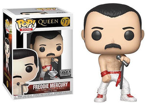 Freddie Mercury (Diamond Collection, Queen) 97 - Fye Exclusive