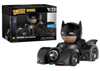 Dorbz Ridez Batman w/Batmobile (1989) 23 - Walmart Exclusive  [Damaged: 7/10]