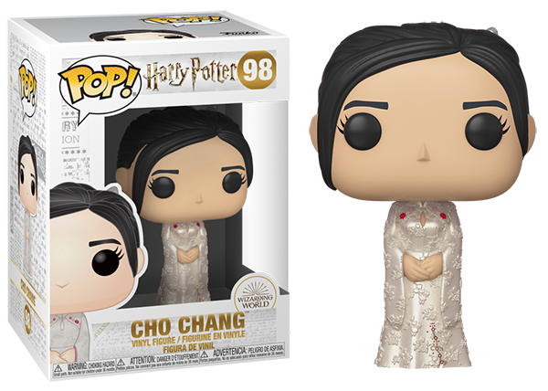 > Cho Chang (Yule Ball, Harry Potter) 98