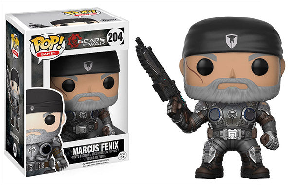 Marcus Fenix (Gears of War 4) 204  [Damaged: 7/10]