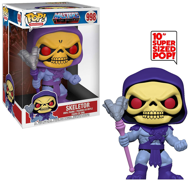 Skeletor (10-Inch, Masters of the Universe) 998