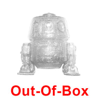 Out-Of-Box Mini Hikari Chopper (Clear) - Smuggler's Bounty Exclusive