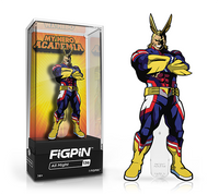 FiGPiN My Hero Academia - All Might 136 (hard case)