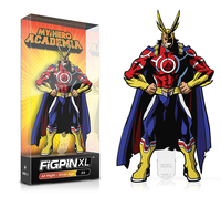 FiGPiN My Hero Academia - All Might Silver Age XL X4