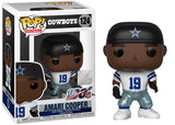 Amari Cooper (Wave 5, Dallas Cowboys, NFL) 124