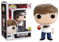 Ben Hanscom (IT, Glow in the Dark) 538  [Damaged: 7/10]