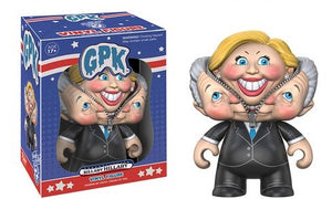 Vinyl Garbage Pail Kids - Billary Hillary  [Damaged: 6/10]