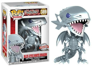 > Blue Eyes White Dragon (Silver, Yu-Gi-Oh!) 389 - Special Edition Exclusive