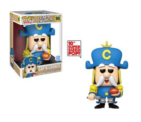 > Cap'n Crunch (10-Inch, Ad Icons) 95 - Funko Shop Exclusive