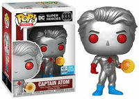 Captain Atom 333 - 2020 WonderCon  Exclusive [Damaged: 7.5/10]