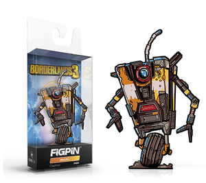 FiGPiN Borderlands 3 - Claptrap Mini M40