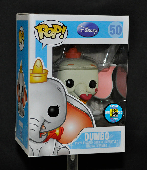 Dumbo (Clown) 50 - 2013 SDCC Exclusive /48 Made  [Condition: 9/10]