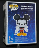"Mickey Mouse (9"", Blue & Red) - 2012 SDCC Exclusive /18 Made [Condition: 7/10]"