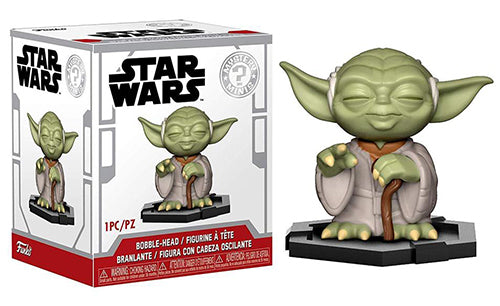 Mystery Minis Star Wars  - Dagobah Yoda (Smuggler's Bounty Exclusive)  **Sealed in Box**