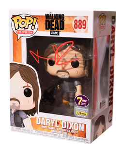 Signature Series Norman Reedus Signed Pop - Daryl Dixon (The Walking Dead)