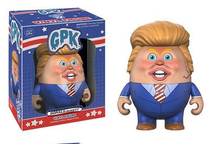 Vinyl Garbage Pail Kids - Donald Dumpty  [Damaged: 7.5/10]