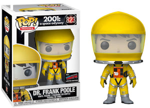 Dr. Frank Poole (2001: A Space Odyssey) 823 - 2019 NYCC Exclusive