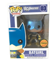 Batgirl (Metallic) **Chase** 03  [Condition: 7.5/10]