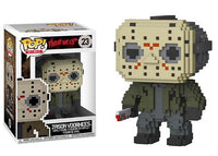 Jason Voorhees (8-Bit, Friday the 13th) 23  [Damaged: 7/10]