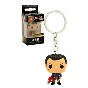 Pocket Pop Keychain Ash (Ash vs Evil Dead) - Hot Topic Exclusive