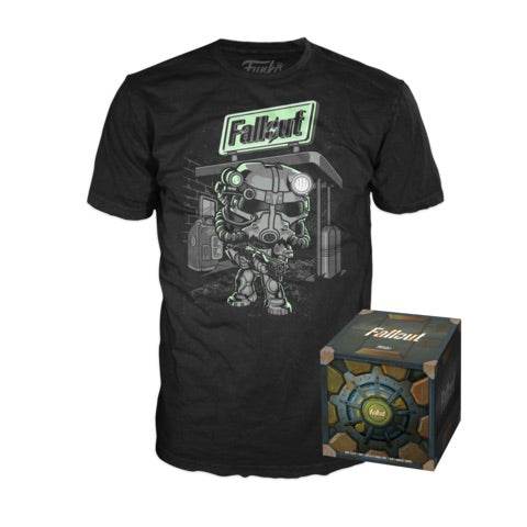 Fallout /T-Shirt (XS, Sealed) - 2018 E3 Exclusive