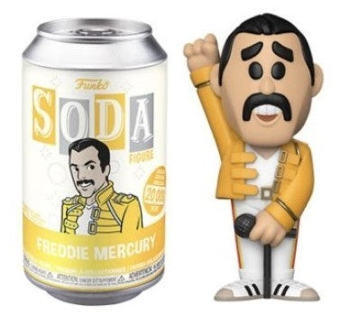 Funko Soda Freddie Mercury (sealed) **Shot at Chase**