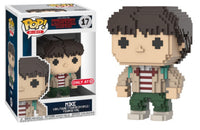 Mike (8-Bit, Stranger Things) 17 - Target Exclusive