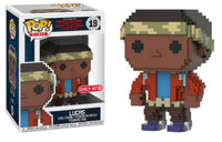Lucas (8-Bit, Stranger Things) 19 - Target Exclusive  [Damaged: 7/10]