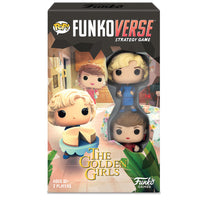 Funkoverse Strategy Game Golden Girls (Rose & Blanche)2-Pack