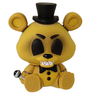 Mystery Minis Five Nights at Freddy's Series 1 - Golden Freddy