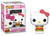 > Hello Kitty (Kawaii Burger Shop, Sanrio) 29