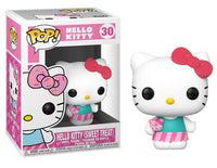Hello Kitty (Sweet Treat, Sanrio) 30  [Damaged: 7.5/10]