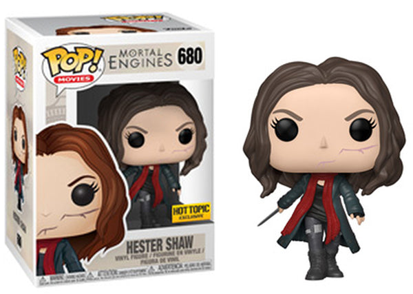 Hester Shaw (Mortal Engines) 680  - Hot Topic Exclusive