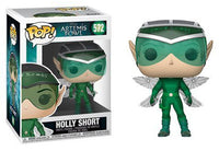 > Holly Short (Artemis Fowl) 572
