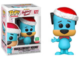 > Huckleberry Hound, Santa Hat (Hanna Barbera) 677 - Funko Shop Exclusive