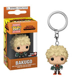 Pocket Pop Keychain Bakugo (My Hero Academia) - Gamestop Exclusive