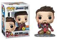 > Iron Man (I Am Iron Man, Endgame) 580 - Previews Exclusive