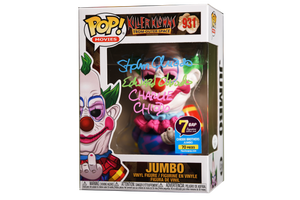 Signature Series Chiodo Brothers Signed Pop - Jumbo (Killer Klowns from Outer Space)